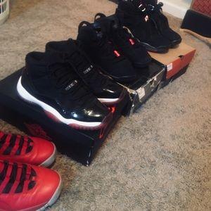 Air Jordan's w/ Age